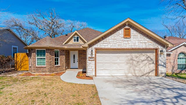 Photo 1 of 19 - 8116 Gibbs Dr, Fort Worth, TX 76108