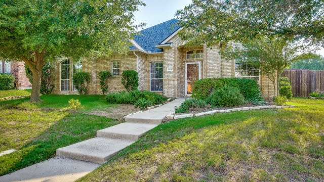 Photo 1 of 20 - 3052 Cypress Way, Sunnyvale, TX 75182