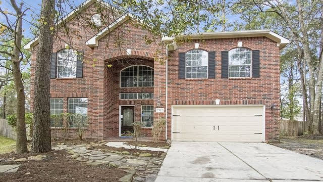 Photo 1 of 16 - 27 Ashworth Ct, Conroe, TX 77385