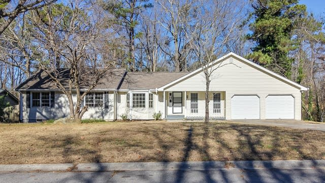 Photo 1 of 16 - 2898 Country Ln NW, Kennesaw, GA 30152