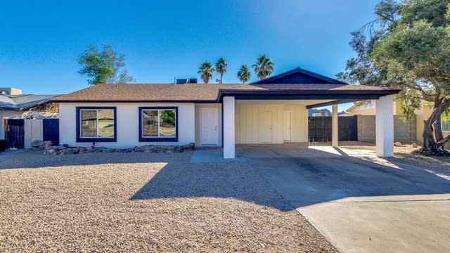 Photo 1 of 23 - 2515 E Sweetwater Ave, Phoenix, AZ 85032