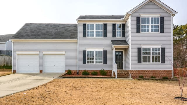 Photo 1 of 17 - 4509 Fawn Glen Dr, Raleigh, NC 27616