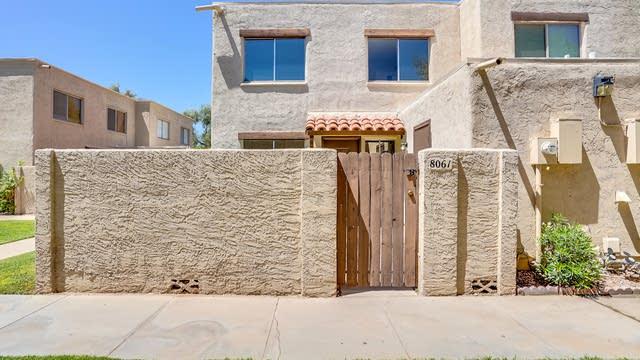 Photo 1 of 13 - 8061 E Glenrosa Ave, Scottsdale, AZ 85251