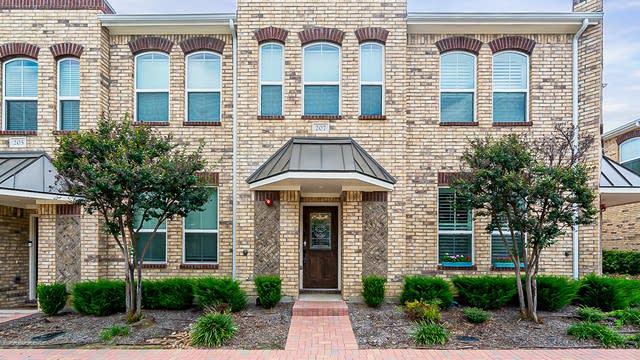 Photo 1 of 20 - 207 Belleville Dr, Lewisville, TX 75057
