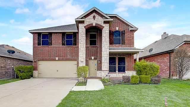 Photo 1 of 50 - 5859 Misty Breeze Dr, Fort Worth, TX 76179