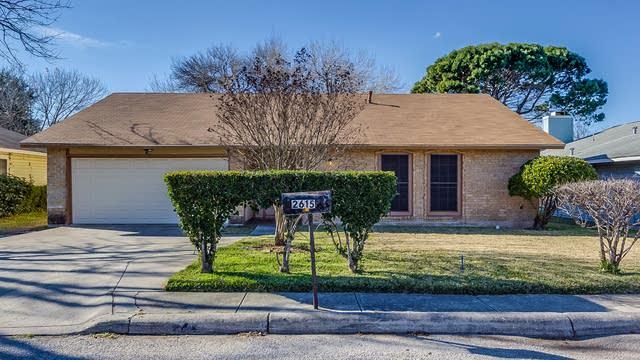 Photo 1 of 15 - 2615 Lakebriar St, San Antonio, TX 78222