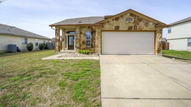 Photo 1 of 26 - 307 Delby St, Hutto, TX 78634