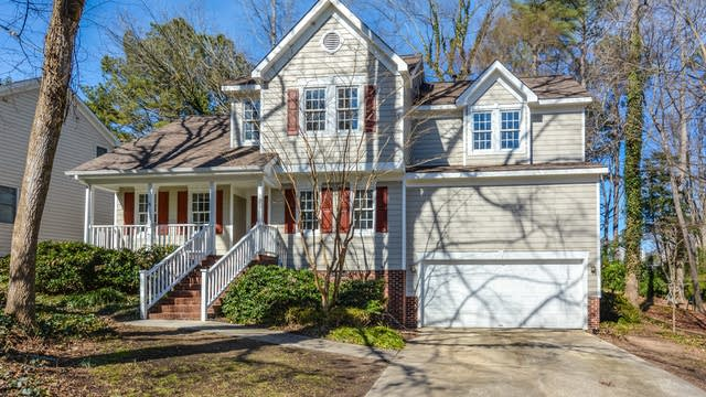 Photo 1 of 19 - 5317 Bentgrass Dr, Raleigh, NC 27610
