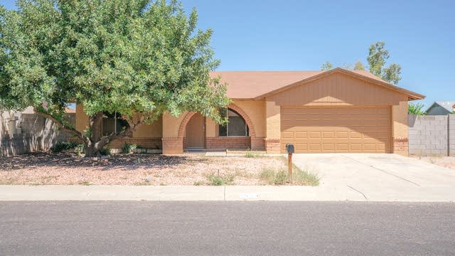 Photo 1 of 19 - 3544 E Campo Bello Dr, Phoenix, AZ 85032