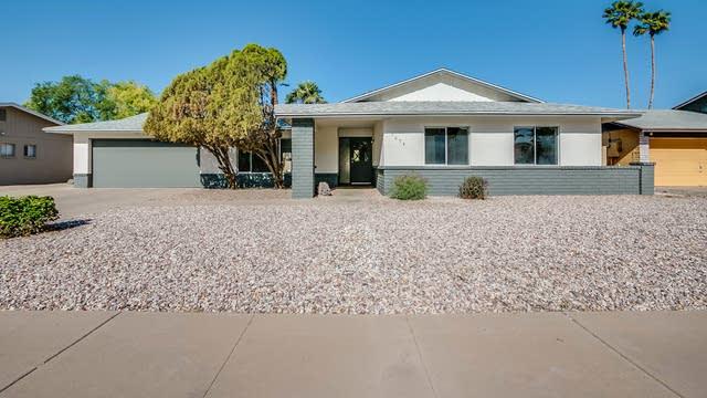 Photo 1 of 34 - 1654 S Westwood, Mesa, AZ 85210