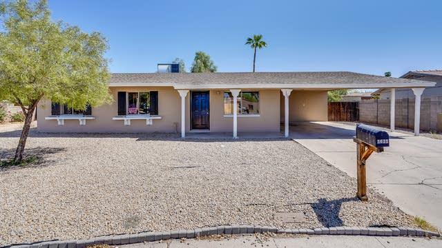 Photo 1 of 17 - 3637 N 61st Dr, Phoenix, AZ 85033