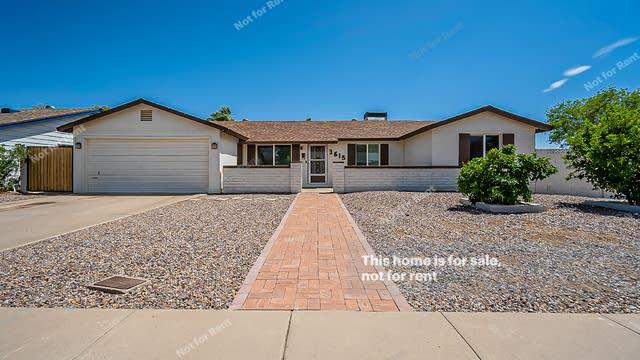 Photo 1 of 25 - 3615 E Friess Dr, Phoenix, AZ 85032