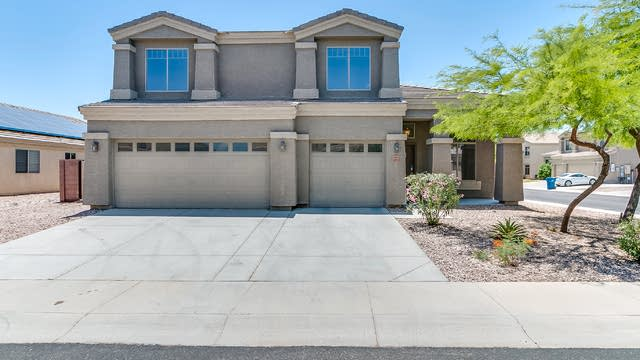 Photo 1 of 25 - 22037 W Kimberly Dr, Buckeye, AZ 85326