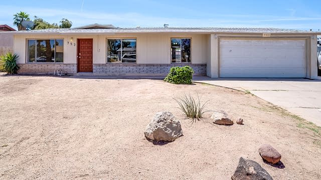 Photo 1 of 18 - 753 E Glade Ave, Mesa, AZ 85204