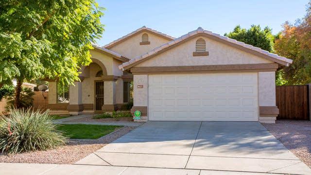 Photo 1 of 21 - 8123 W Eugie Ave, Peoria, AZ 85381