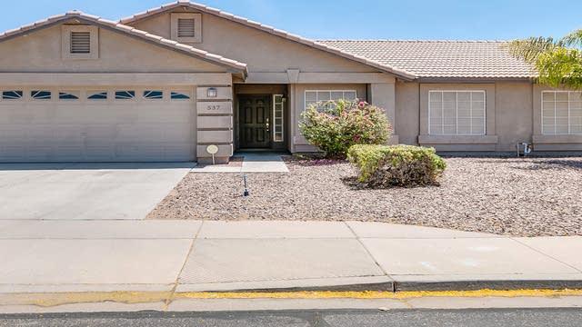 Photo 1 of 23 - 537 S Esmeralda, Mesa, AZ 85208