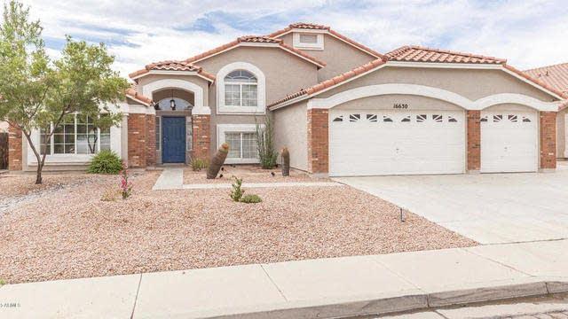 Photo 1 of 27 - 16630 S 38th Pl, Phoenix, AZ 85048