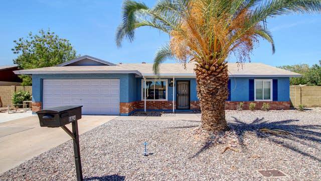 Photo 1 of 24 - 6634 E Ensenada St, Mesa, AZ 85205
