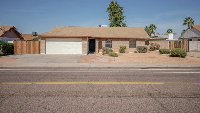 Photo 1 of 27 - 6732 W Cholla St, Peoria, AZ 85345