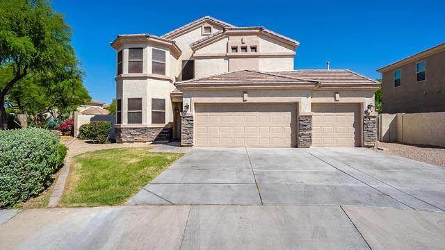 Photo 1 of 38 - 13694 W Monte Vista Rd, Goodyear, AZ 85395