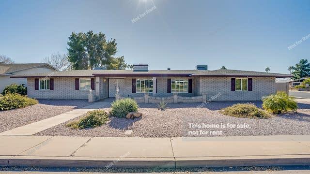 Photo 1 of 20 - 2407 E Enrose St, Mesa, AZ 85213