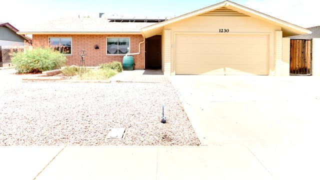 Photo 1 of 26 - 1230 W Carla Vista Dr, Chandler, AZ 85224
