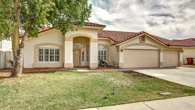 Photo 1 of 25 - 12349 N 72nd Dr, Peoria, AZ 85381