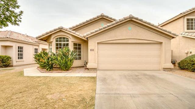 Photo 1 of 32 - 13165 W Monte Vista Dr, Goodyear, AZ 85395