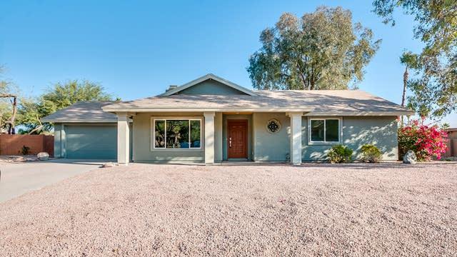 Photo 1 of 28 - 17240 E Grande Blvd, Fountain Hills, AZ 85268