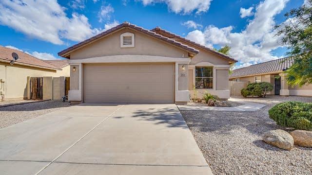 Photo 1 of 23 - 2837 E Pinto Valley Rd, San Tan Valley, AZ 85143