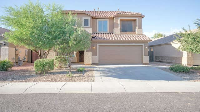Photo 1 of 34 - 18234 W Sanna St, Waddell, AZ 85355