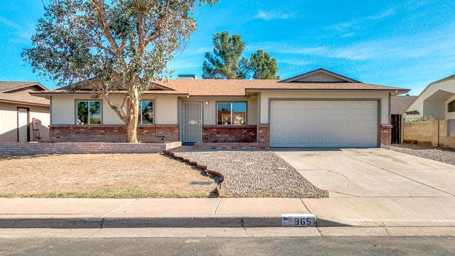 Photo 1 of 27 - 965 S 34th St, Mesa, AZ 85204