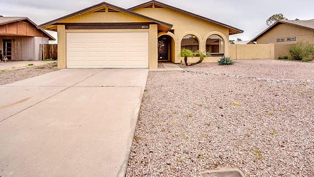 Photo 1 of 18 - 6814 W Ocotilla Ln, Peoria, AZ 85345