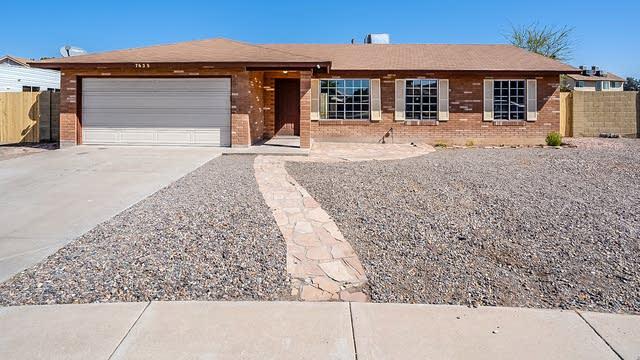 Photo 1 of 26 - 7638 W Mescal St, Peoria, AZ 85345