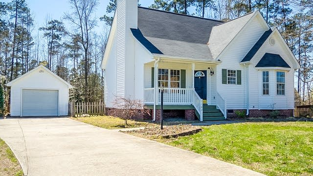 Photo 1 of 23 - 1142 Darius Pearce Rd, Youngsville, NC 27596