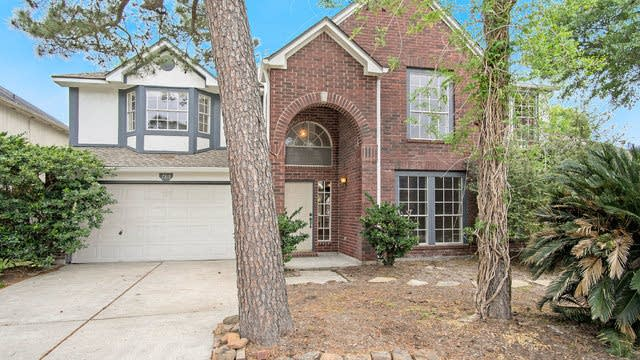 Photo 1 of 17 - 7319 Oak Walk Dr, Humble, TX 77346
