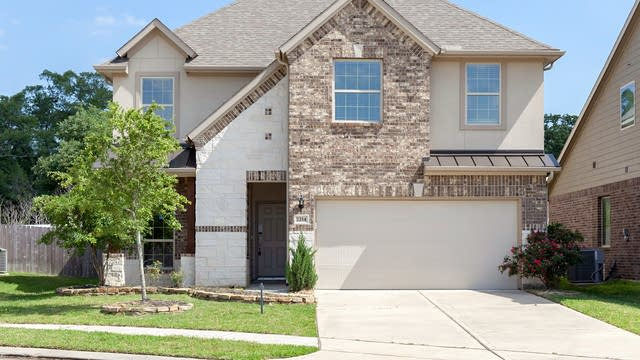 Photo 1 of 17 - 7214 McIver Dr, Spring, TX 77389