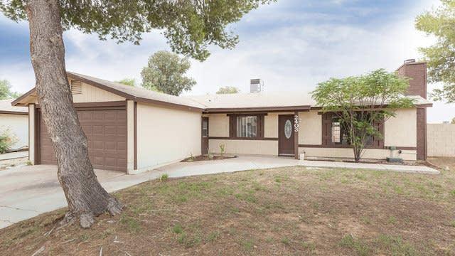 Photo 1 of 25 - 2403 E Inverness Ave, Mesa, AZ 85204