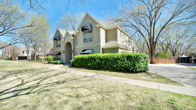 Photo 1 of 38 - 5705 Pleasant Run Rd, Colleyville, TX 76034