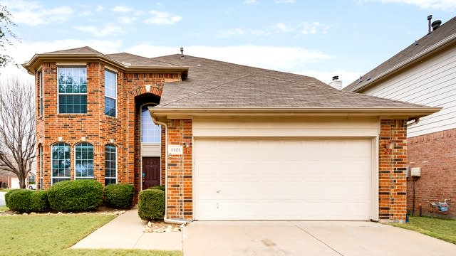 Photo 1 of 26 - 4401 Vista Meadows Dr, Fort Worth, TX 76244