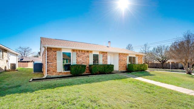 Photo 1 of 28 - 728 Via Altos, Mesquite, TX 75150