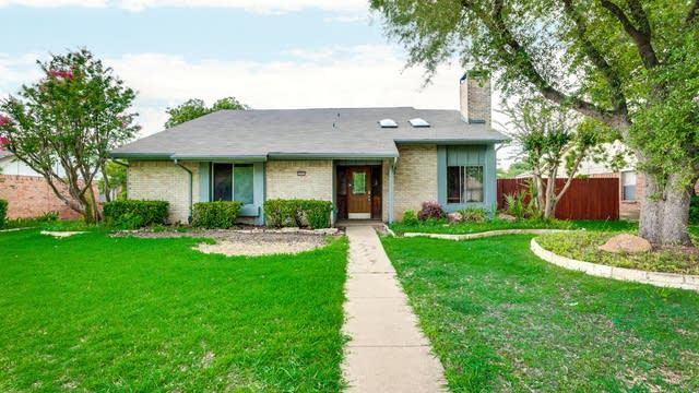 Photo 1 of 30 - 3421 Castle Rock Ln, Garland, TX 75044