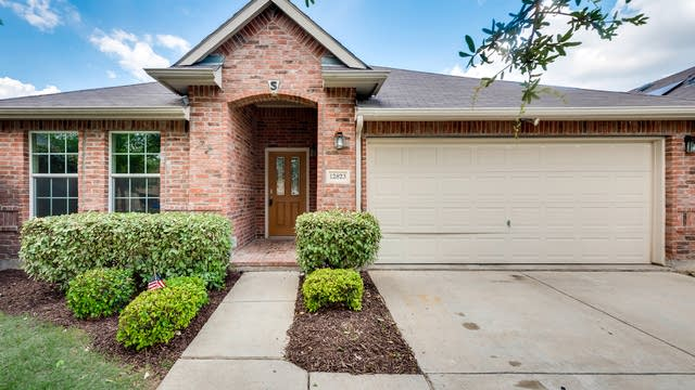 Photo 1 of 37 - 12823 Serenity Dr, Frisco, TX 75035