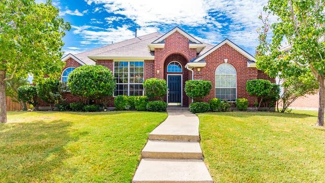 Photo 1 of 33 - 1710 Barton Springs Ct, Allen, TX 75002