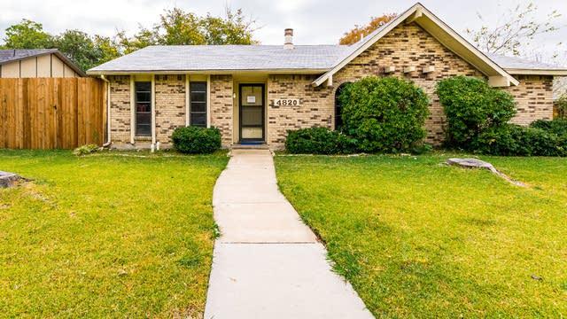 Photo 1 of 25 - 4820 Ash Glen Ln, The Colony, TX 75056