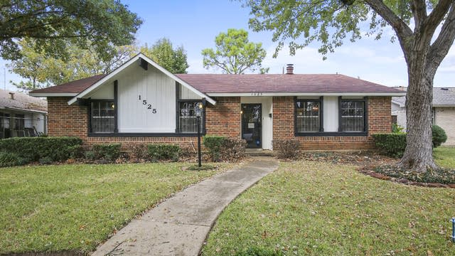 Photo 1 of 28 - 1525 Camelia Dr, Lewisville, TX 75067