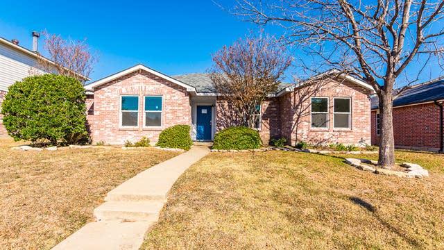 Photo 1 of 25 - 1302 Leeward Ln, Wylie, TX 75098