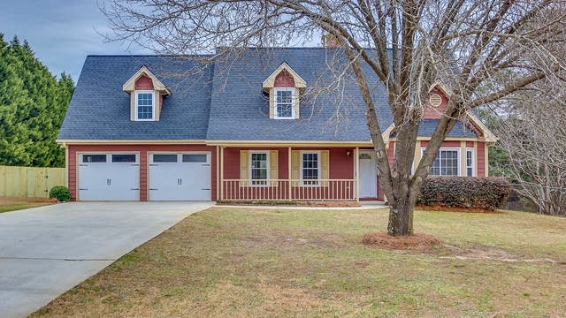 Photo 1 of 34 - 3325 Holly Stand Ct, Loganville, GA 30052