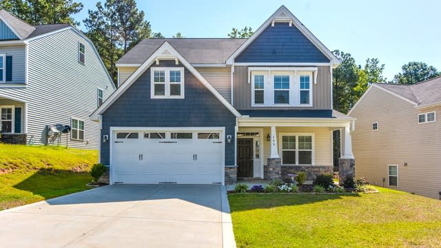 Photo 1 of 26 - 406 Summerwind Plantation Dr, Garner, NC 27529