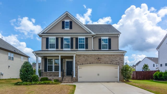 Photo 1 of 23 - 204 Bayham Dr, Holly Springs, NC 27540